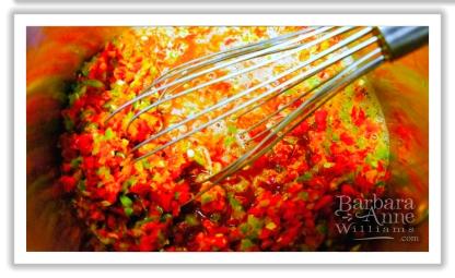 Jalapeno Pepper Freezer Jelly Fresh From the Garden | www.bitsofivory.com