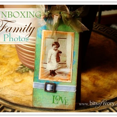Unboxing Family Photos – 5 ways to dust off old albums