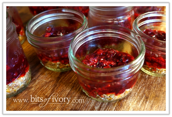 Red White and Blue Berry Cups | by www.bitsofivory.com