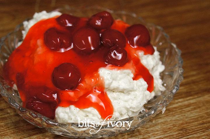 Risalamande, Danish Christmas Pudding