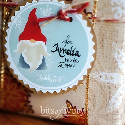 Introducing An Adorable Danish Nisse – Free Printable Tags!